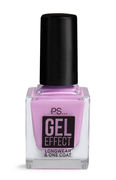 PS Purple Gel Effect Nail Polish
