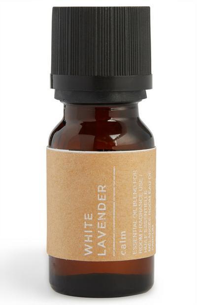 Flacon d'huile essentielle White Lavender