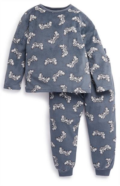 Young Boy Gaming Pyjama Set