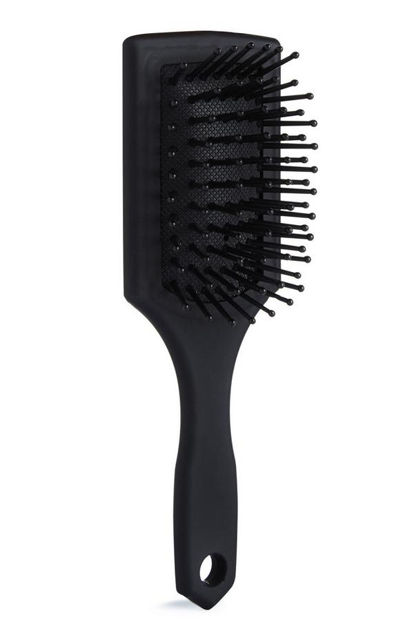 Black Mini Paddle Brush