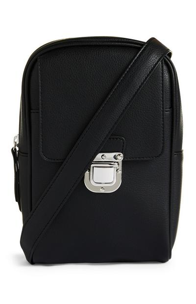 Black Sling Backpack