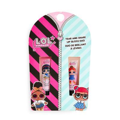 Duo de gloss à lèvres Lol Surprise Dolls