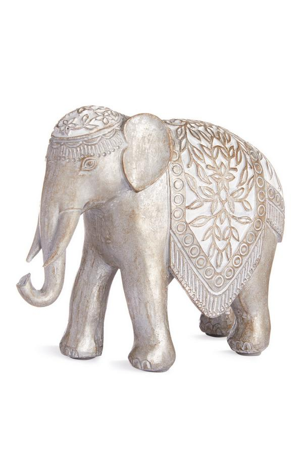Kleiner Deko-Elefant