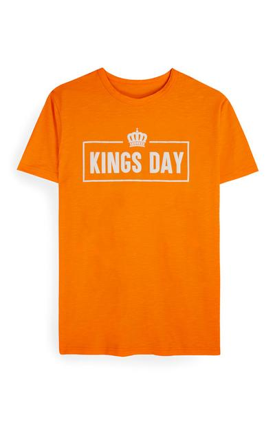 Oranje T-shirt King's Day