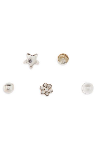 Nose Rings 5 Pack
