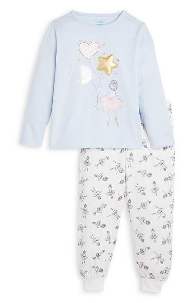 Younger Girl Ballet Pyjamas