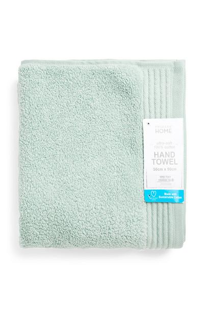 Mint Green Value Hand Towel
