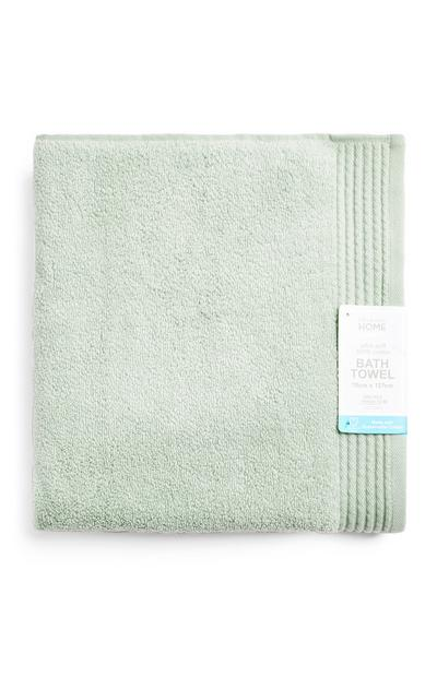 Avocado Green Value Bath Towel