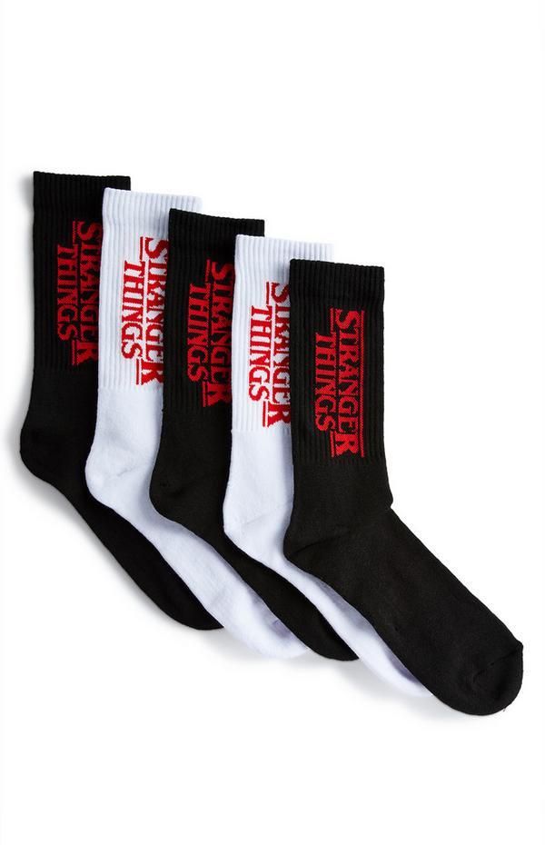 """""""Stranger Things"""" Socken im Multipack"""
