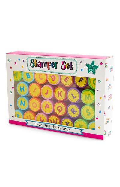 Stamper Set 26 Pack