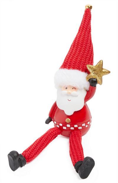 Plankjeszitter Kerstman