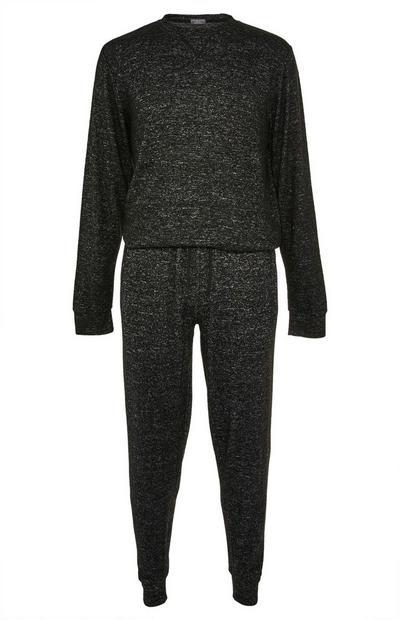 Charcoal Loungewear Set