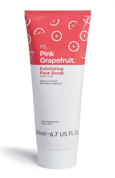 Exfoliant visage Pink Grapefruit