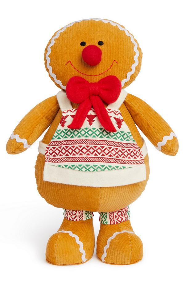 Gingerbread Man Medium Plush