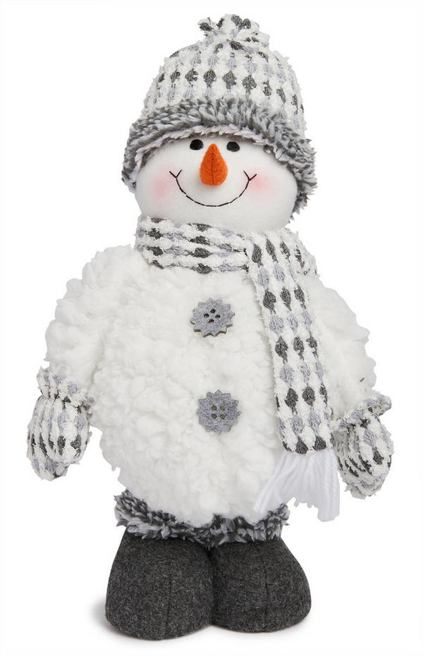 Snowman Medium Plush