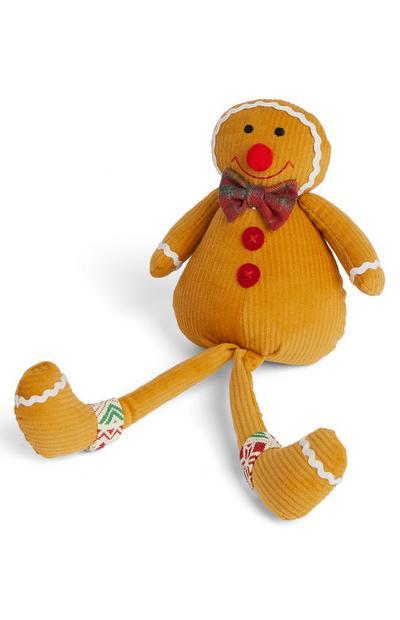 Gingerbread Man Small Plush