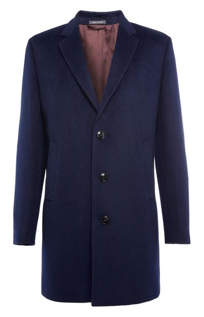 Navy Formal Coat