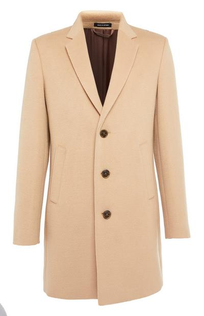 Cream Formal Coat