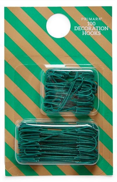 Green Decoration Hooks