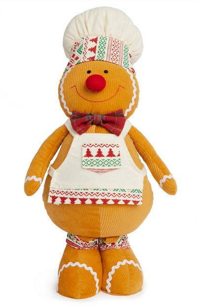 Gingerbread Man Large Plush