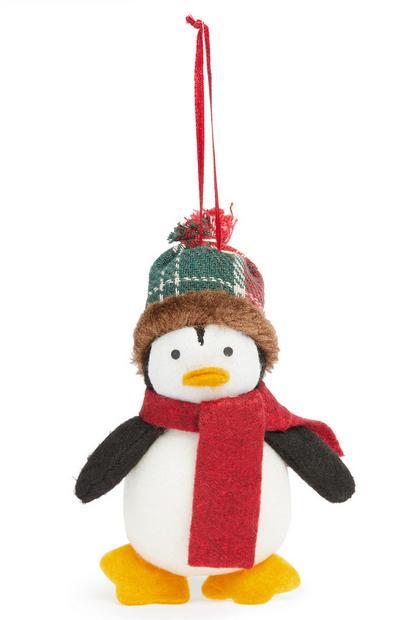 Felt Penguin Decoration