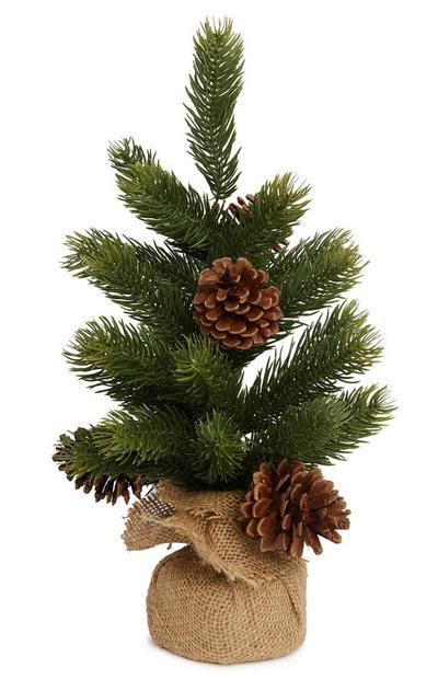 Árbol de Navidad artificial mediano