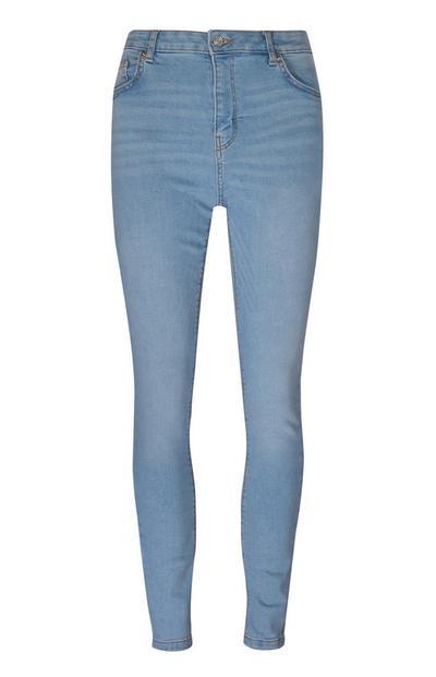 Light Blue Push Up Jeans