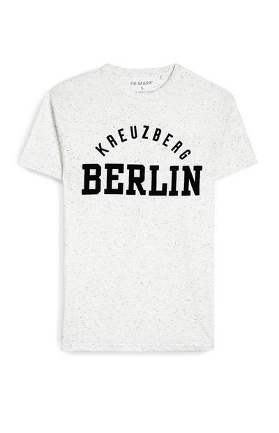 Grey Berlin Short Sleeve T-Shirt