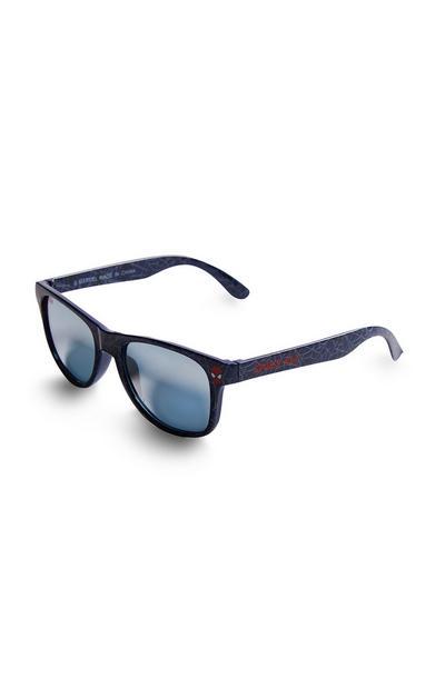 Óculos sol Homem-Aranha azul