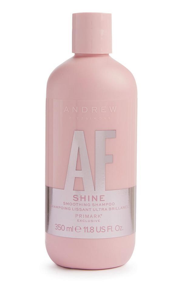 Andrew Fitzsimons Shine Smoothing Shampoo