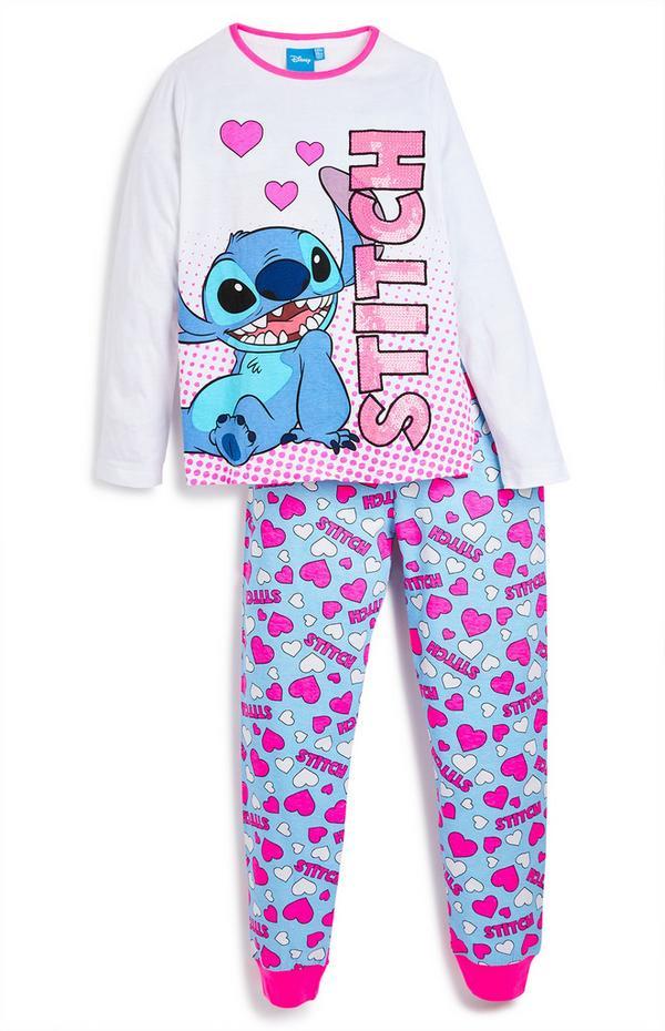 """""""Disney Lilo und Stitch"""" Pyjama (Teeny Girls)"""