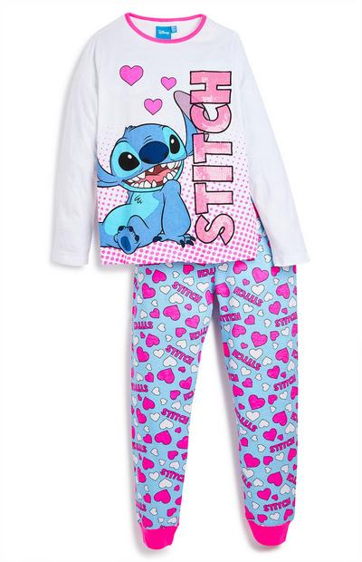 Pyjama Disney Lilo & Stitch voor meiden