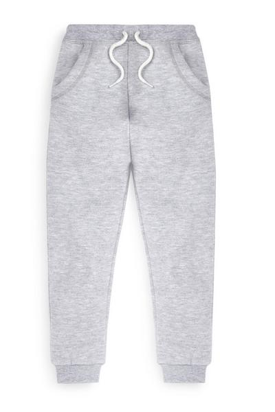 Older Girls Grey Joggers