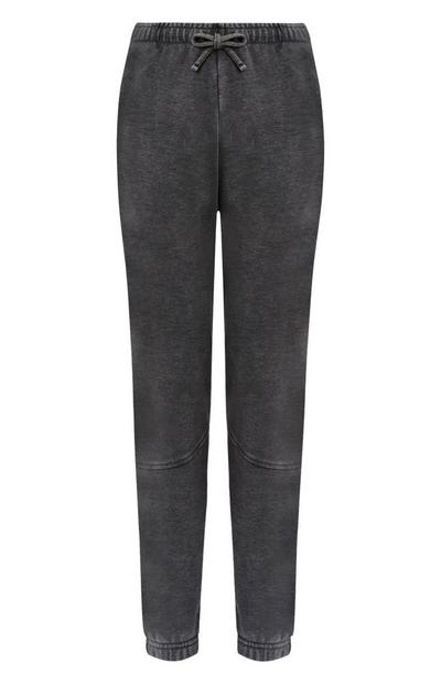Charcoal Washed Joggers