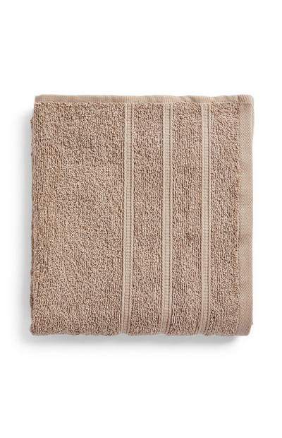 Taupe Value Hand Towel
