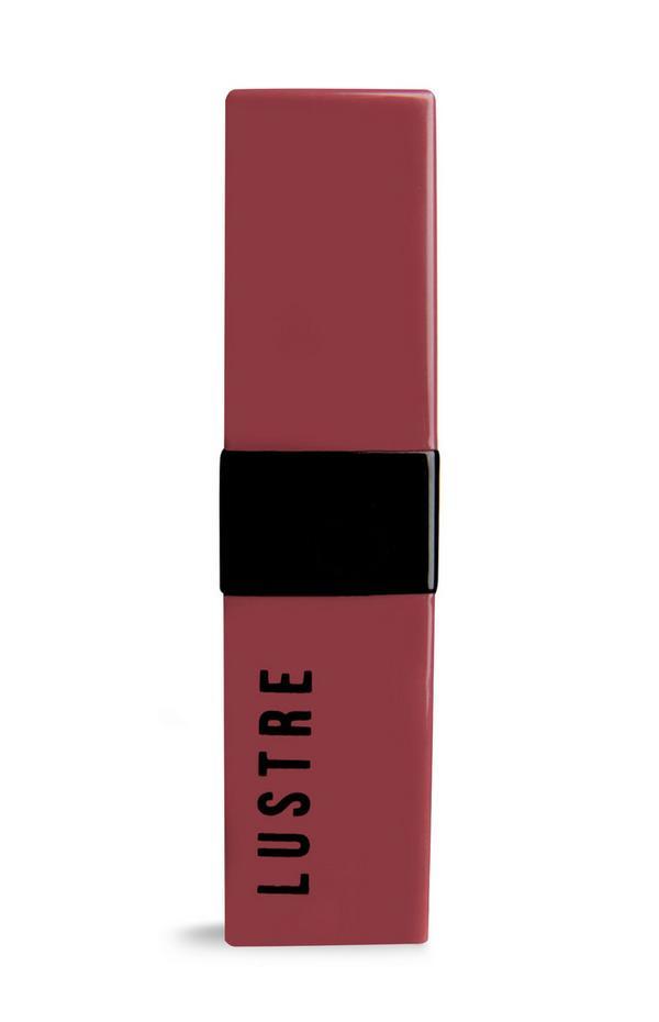 Rouge à lèvres Lustre rouge