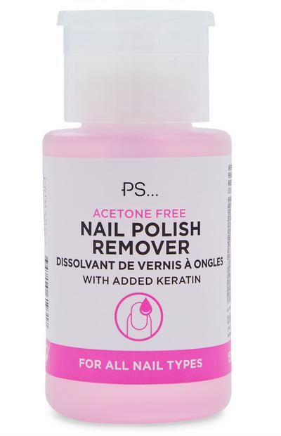 PS Acetone Free Nail Polish Remover