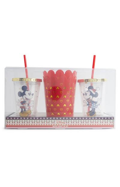 Mickey And Minnie Movie Night Set