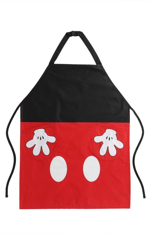 Delantal infantil de Mickey Mouse