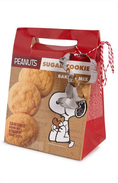 Peanuts Sugar Cookie Cutter and Baking Set