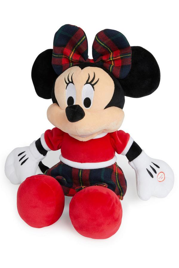 Grote Disney Minnie Mouse-knuffel