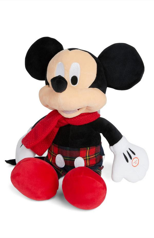 Large Disney Mickey Mouse Plush