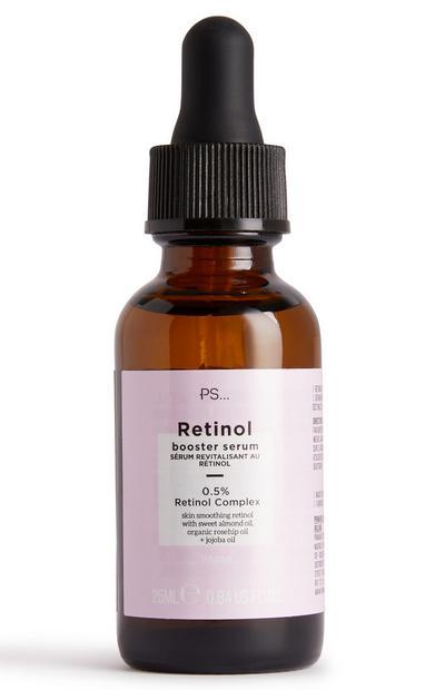 Serum za poživitev z retinolom PS