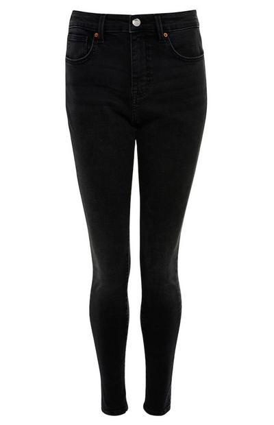 Premium zwarte ultimate skinny jeans