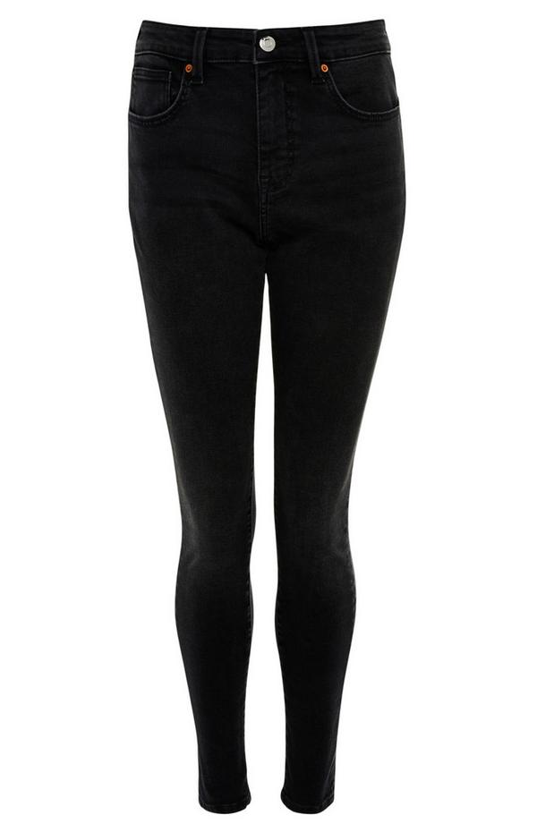 Premium Black Ultimate Skinny Jeans