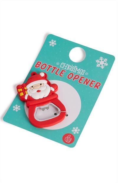 Santa Bottle Opener