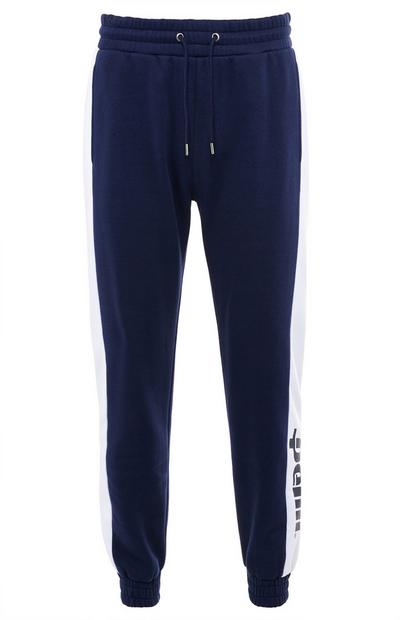Marineblaue Penn Sports Jogginghose
