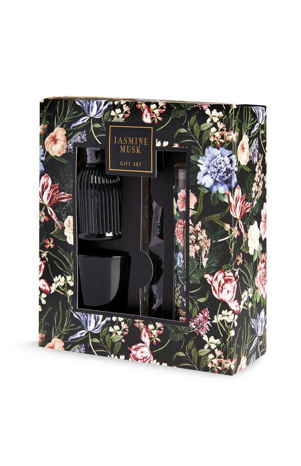 Coffret-cadeau parfumd'ambiance floral