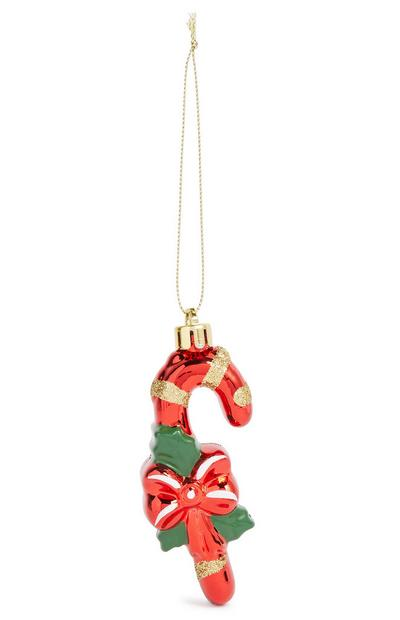 Candy Cane Single Decoration