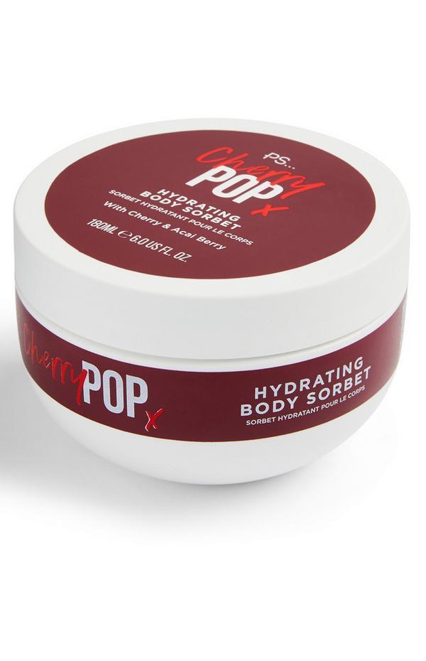 """""""Cherry Pop"""" Feuchtigkeitsspendendes Körpersorbet"""
